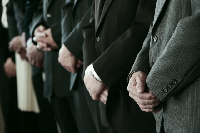 部署異動や役職が変わったの場合の書き方。