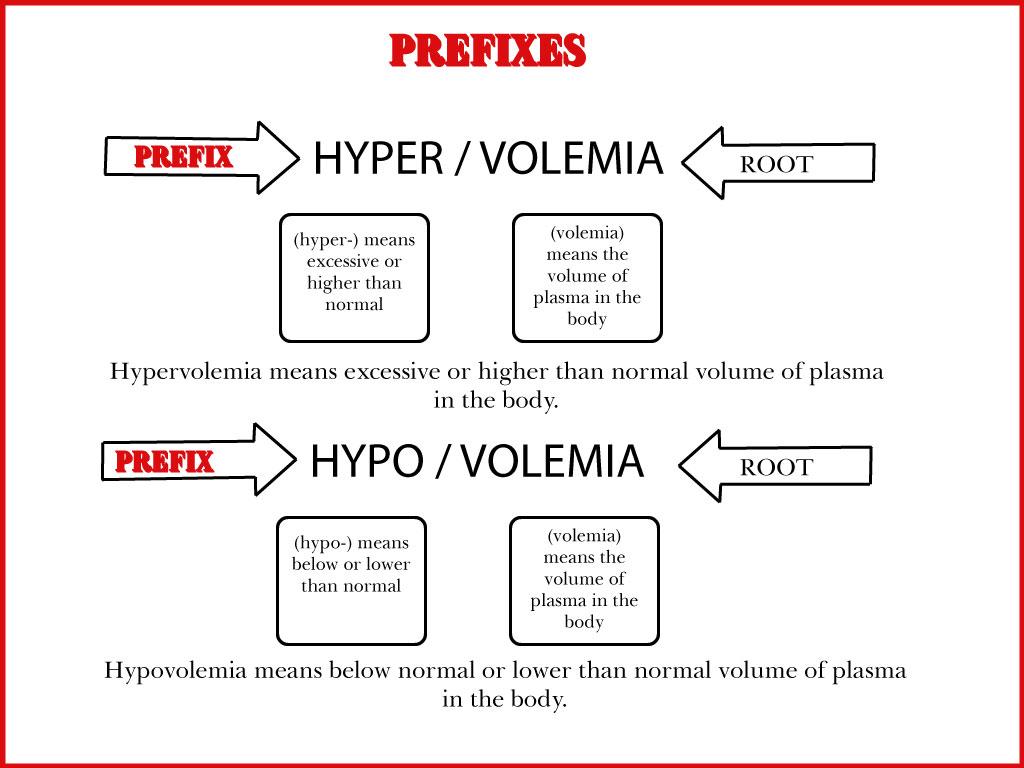 Medical Terminology Basics For Nursing Students