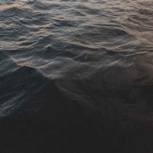 rippling sea or river water in daylight