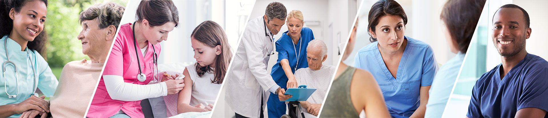 Nurse Connection Staffing has a variety of work settings