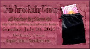 Divine Purpose Reading Workshop