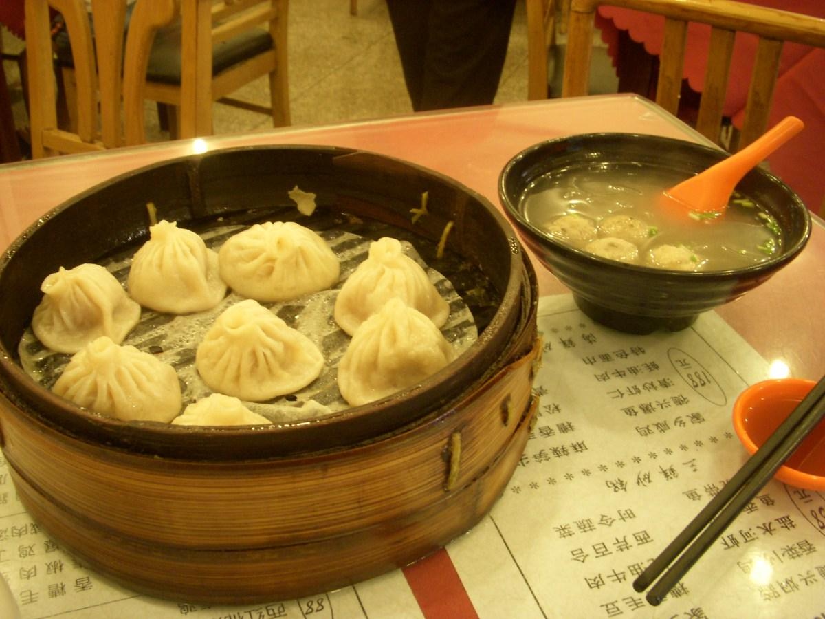 Xiao Long Bao - Soup Buns
