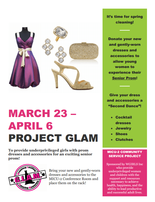 project glam
