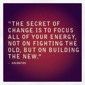socrates the secrete of change