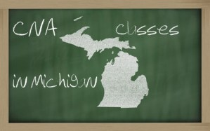 CNA Classes in Michigan