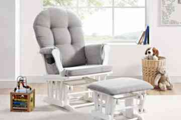 Angel Line Monterey Glider & Ottoman Review