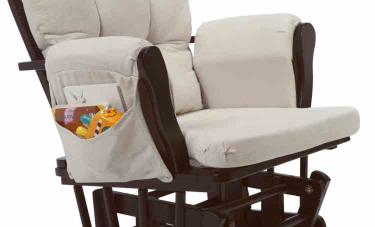Storkraft Hoop Glider and Ottoman Set Review