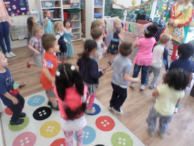 Nursery rhymes preschool