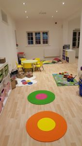 New Toddler Area