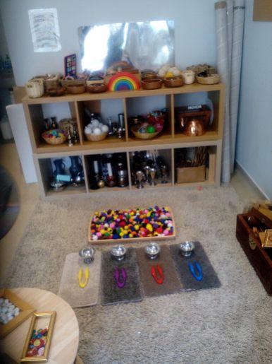 Pre-School Natural Materials and Loose Parts