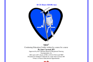 RN Continuing Education Post Resuscitation Care Home Course