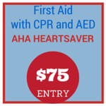 AHA Heartsaver First Aid CPR with AED
