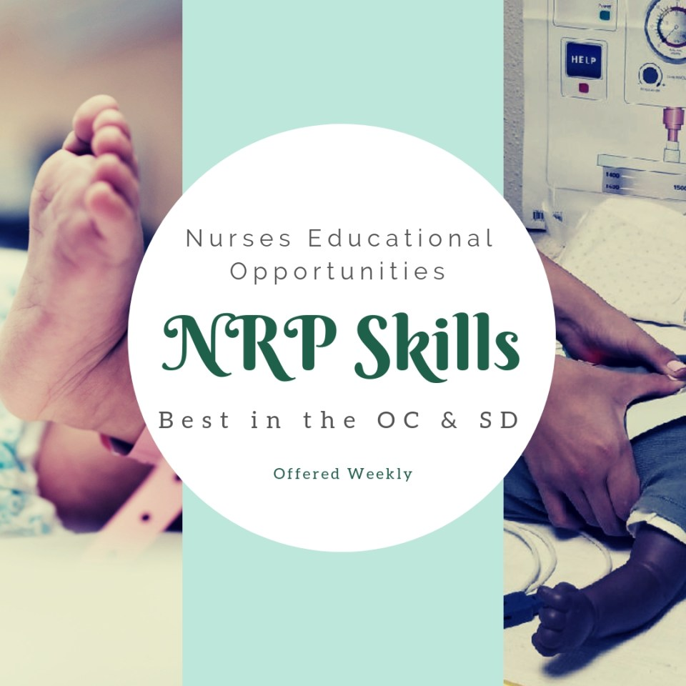 NRP Skills offered at Nurses Educational Opportunities