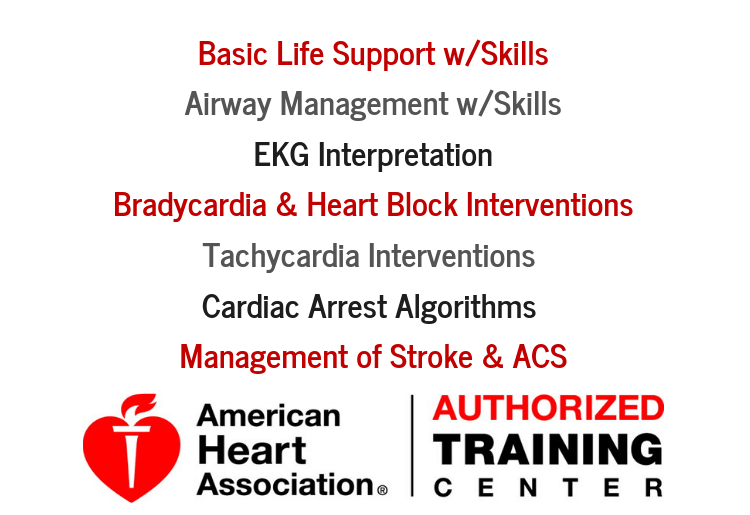 Summary of ACLS Renewal Class