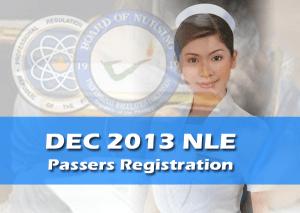 nle passers registration