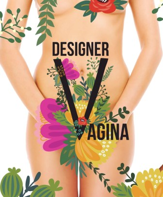 Cover of 2015 Scoop magazine piece cosmetic vaginal surgeries.