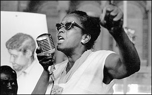 Ella Baker (Ella Baker Center for Human Rights | CC BY)