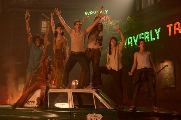 Emmerich's Stonewall (apparently a musical), seems to have taken a radical and complicated historical event and turned it into a cheesy mix of Stonewall and Footloose