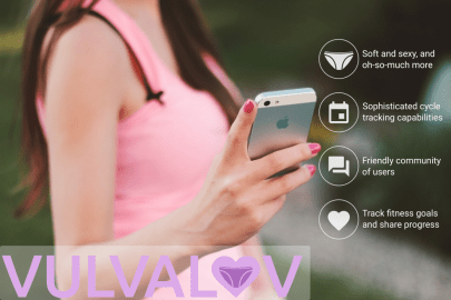 VULVALUV: Taking Wearable Tech to a New Place