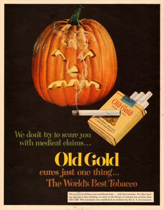 """Vintage Halloween Ads,""  San Francisco Chronicle , October 15, 2012."