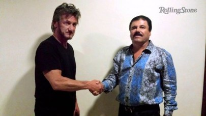 El Chapo, Sean Penn, and the Violence of Celebrity
