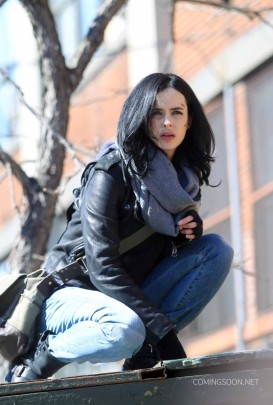 Jessica Jones. (Steve Sands/GC Images)
