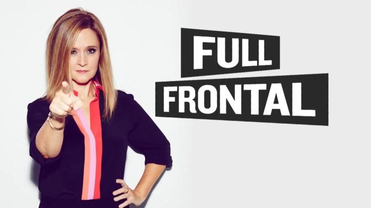 Samantha Bee - Full Frontal promo - TBS