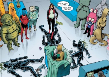 Spider-Woman: Shifting Gears, #2 (Marvel Comics)