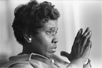 Speak Up or Shut Up: The Legend of Barbara Jordan