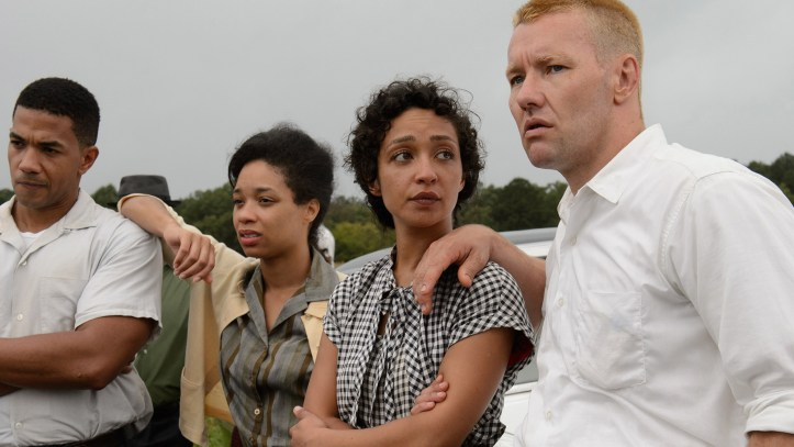 A scene from Loving, 2016. (Focus Features)