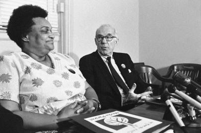Rosie the Riveter for President: Margaret Wright, the People's Party, and Black Feminism
