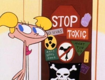 Screenshot from Dexter's Laboratory. (CN)