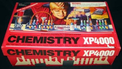 Photo of the Chemistry XP4000 set, c. 1986. (Gregory Tobias/Chemical Heritage Foundation Collections)