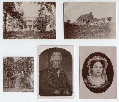 Andrew Jackson's Love Letters