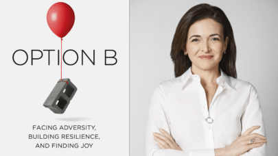 Option Whatever: The Corporatization of Grief in Sheryl Sandberg's Option B