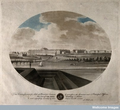 Proper Nurses: Regulating Nursing Care in the Royal Navy and the British Army in the 18th Century