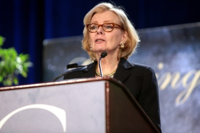 Don't Bring that Anti-Choice Nonsense to the #MeToo Movement, Peggy Noonan