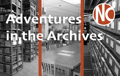 Adventures without Archives: Professors without Travel Funding