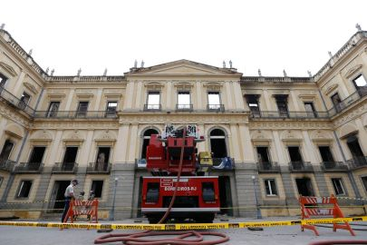 Up in Flames: The Death of Brazil's Museu Nacional