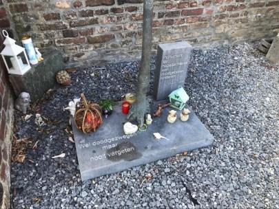 Dutch Monuments for Stillborn Children