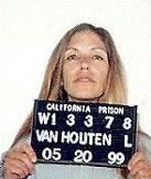 Leslie Van Houten, 1999. (Wikimedia Commons)