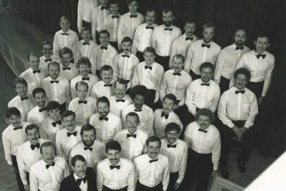 """Keepers of the Light"": A Musical History of the Boston Gay Men's Chorus"