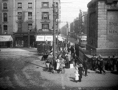 Death, Danger, and Decadence in 1920s Dublin: The Murder of Honor Bright