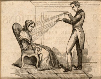 Mesmerism, (Im)propriety, and Power Over Women's Bodies