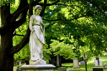 Hygeia: Women in the Cemetery Landscape