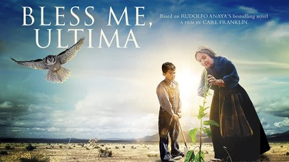 Movie poster for Bless Me Ultima