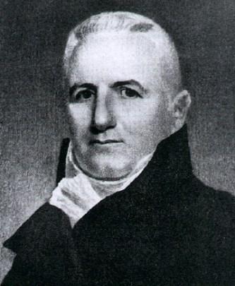 Dr. Edward Cutbush in 1830s.