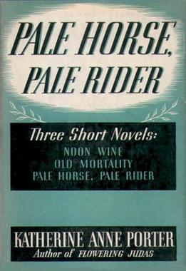 Book cover of Pale Horse, Pale Rider by Porter