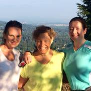 Jacqueline Antonovich, Lizzie Reis, and Carrie Adkins.