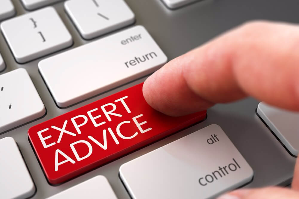 Career advice expert advice key
